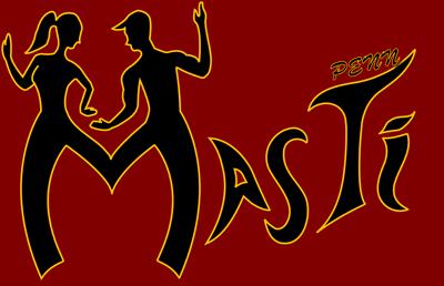 Masti Official Logo red