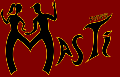Masti Official Logo red